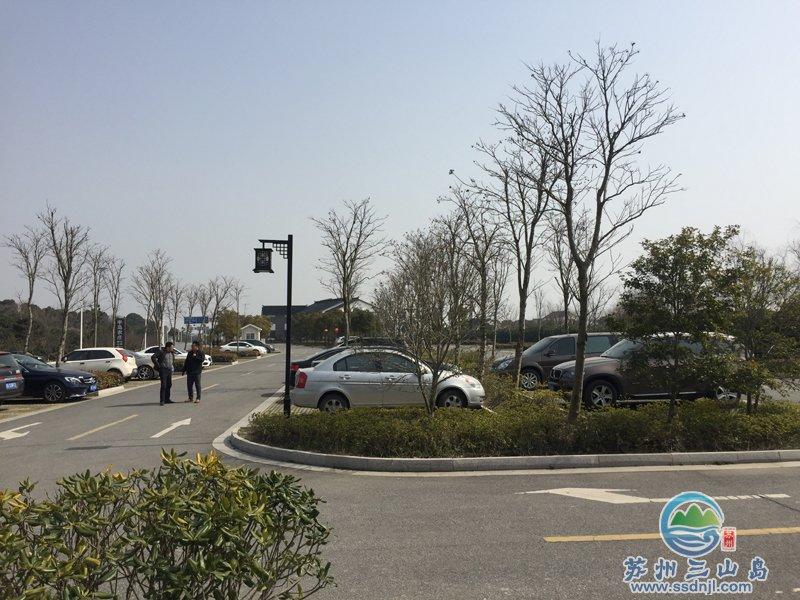 东山长祈码头停车场
